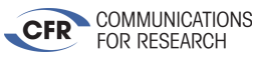Communications for Research logo